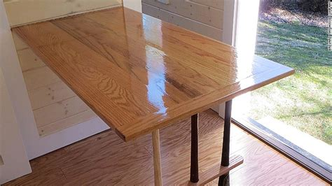 tiny house dining table these tiny homes are of big ideas apr 1 2015