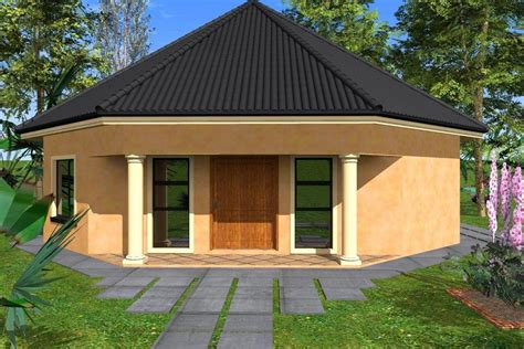 house designs free free rondavel house plans home deco plans