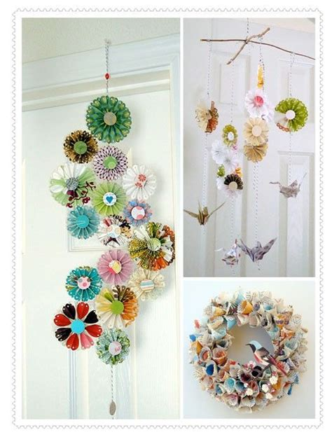Pretty Diy Crafts Paper Crafts