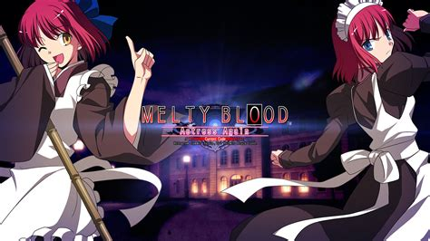 melty blood branching path melty blood again current code s