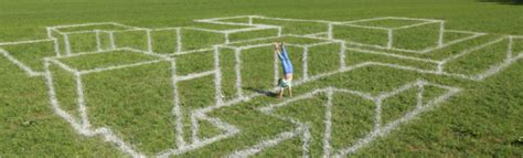 chalk paint for grass anamorphosis chalk on grass 3d painting