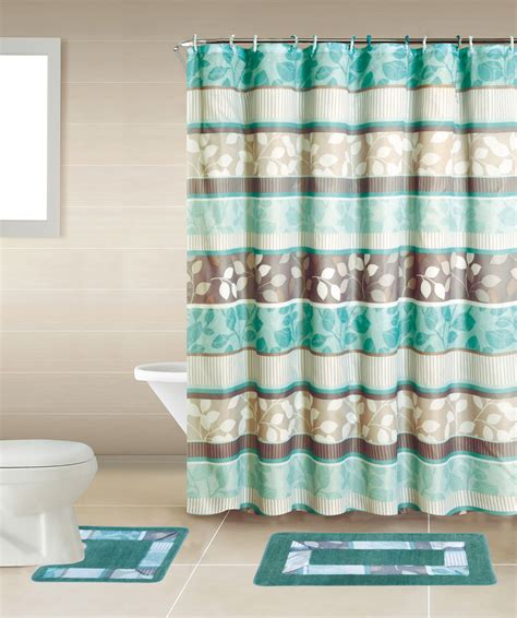 bathroom sets shower curtain rugs home dynamix bath boutique shower curtain and bath rug set