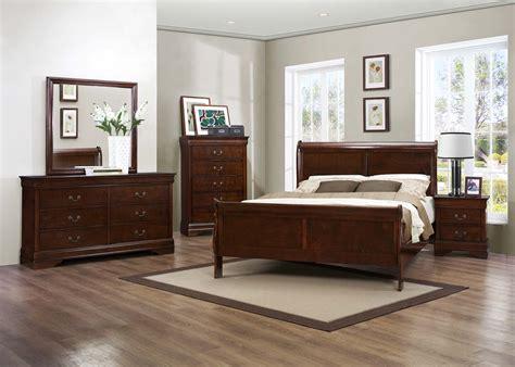 brown bedroom furniture sets homelegance mayville bedroom set burnished brown cherry