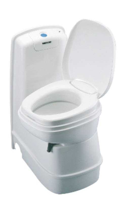 Removing A Thetford Toilet by Cassettetoilet C200 Thetford