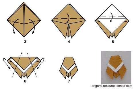 origami cicada traditional origami cicada