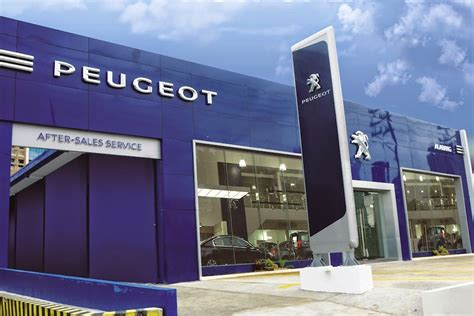 Pronounce Peugeot by Peugeot Alabang Is Now Open Philippine Car News Car
