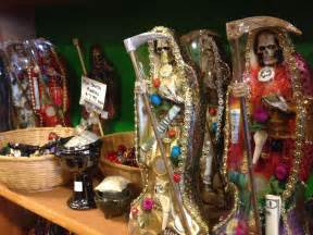 santa muerte underworld mexican saint is becoming more