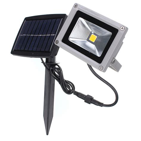 solar power outdoor light buy 10w solar power led flood light waterproof outdoor