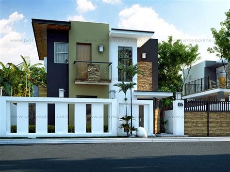 Philippine Bungalow House Designs Floor Plans modern house design series mhd 2015016 pinoy eplans