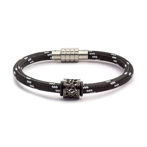 bracelet jewelry aagaard mens jewelry rope bracelet no 1225 landing