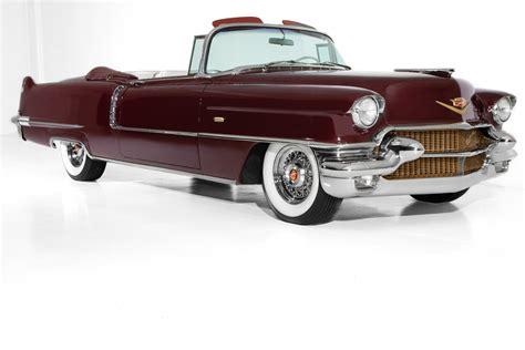 Cadillac Chantilly by 1956 Cadillac Chantilly Maroon Metallic