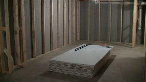 Alternatives To Framing the steps to framing basement walls ergonomic office