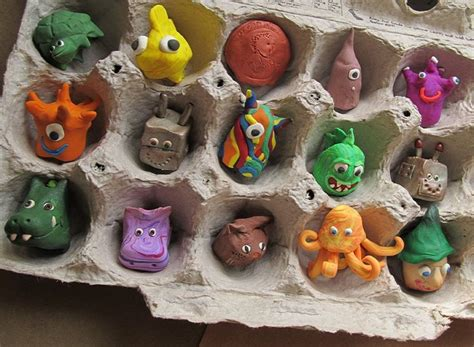 clay craft ideas for polymer clay finger puppets for the upcoming craft fair