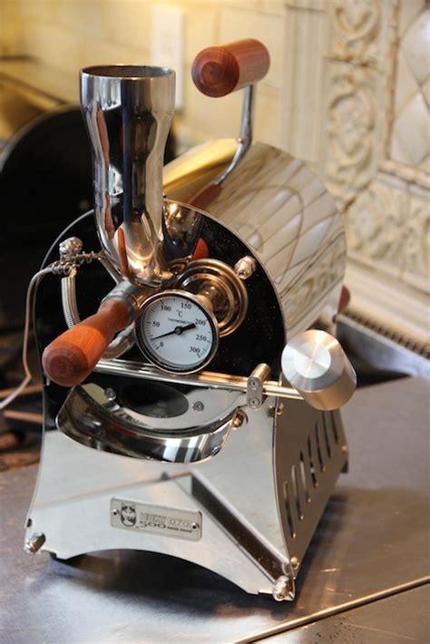 Exploring the Huky 500 Coffee Roaster, Part I   Home Barista.com