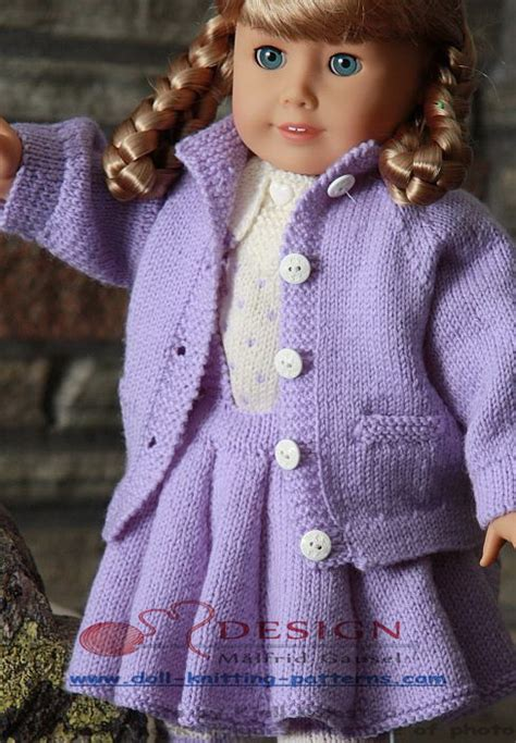 knitted doll clothes patterns free doll knitting pattern american doll knitting patterns