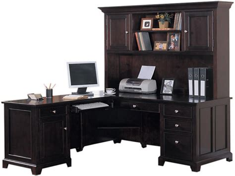 corner office desk with hutch corner office desk hutch origo corner office desk