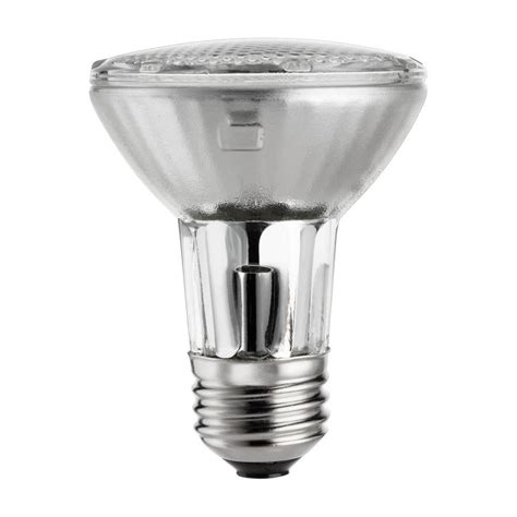 philips 50 watt halogen mr16 dimmable flood light bulb 3 pack 415802 the home depot