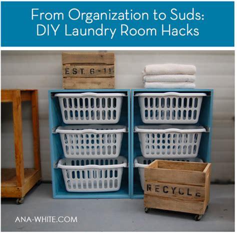 diy laundry room storage ideas roundup 8 diy laundry room hacks tips ideas 187 curbly