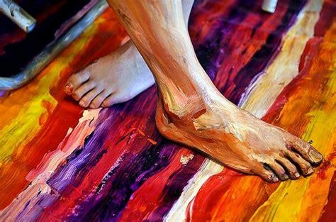Real Human Acrylic Paintings Arts Paintings