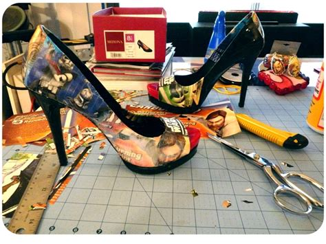 decoupage shoes diy 25 best ideas about decoupage shoes on diy