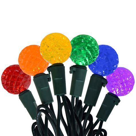 led globe light string cut multi color led mini globe string lights