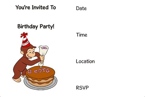 make birthday invitation cards for free printable invitations archives