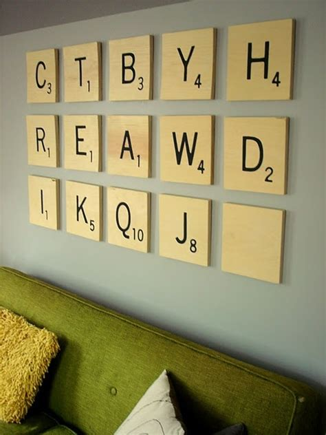 pong scrabble 1000 ideas about scrabble wall on