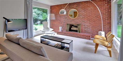 mid century modern mid century modern homes for sale in the us business insider