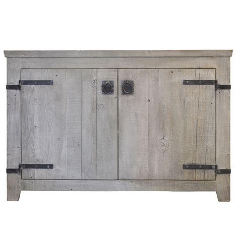 driftwood bathroom vanity americana rustic bathroom vanity cabinets driftwood