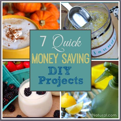 for to make at home cool things to make at home that save money