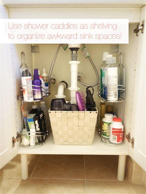bathroom organization ideas for small bathrooms 15 organizational ideas for the bathroom