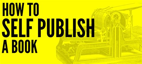 how to self publish a picture book how to self publish a book