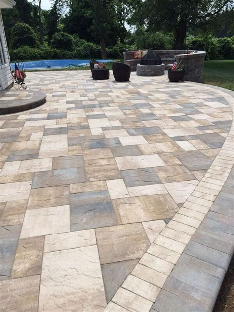 best pavers for patio best 25 pavers patio ideas on backyard pavers