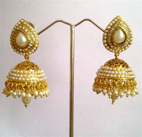 earrings design new fashion styles jhumka earring design 2013