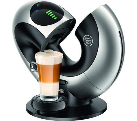 Buy DOLCE GUSTO by De'Longhi Eclipse EDG736.S Hot Drinks Machine   Black & Silver   Free