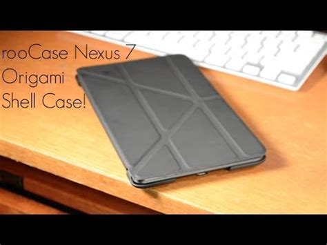 roocase origami review roocase nexus 7 fhd oragami review