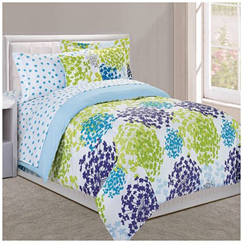 dan river bed in a bag sets dan river 174 sansa 6 bed in a bag comforter set