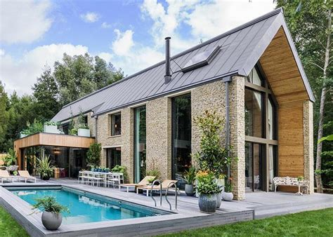 modern country homes interiors kate moss designs the interiors of a 3 8 million