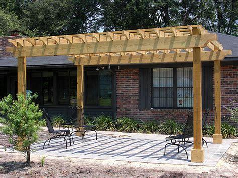 image of pergola pergolas arbors enhance pavers retaining walls