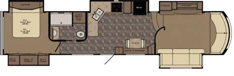 rushmore rv floor plans rushmore rv floor plans 28 images specs for 2012