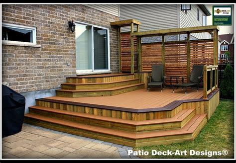 deck to patio designs patio deck designs outdoor living