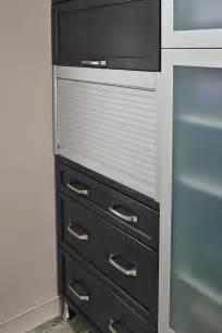 kitchen cabinet appliance garage metal appliance garage kitchen craft cabinetry