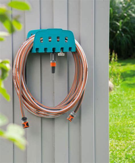wall mounted garden hose reel buy gardena 174 wall mounted hose reel bakker