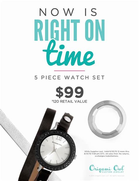 origami owl monthly specials it s about time the origami owl is here charms