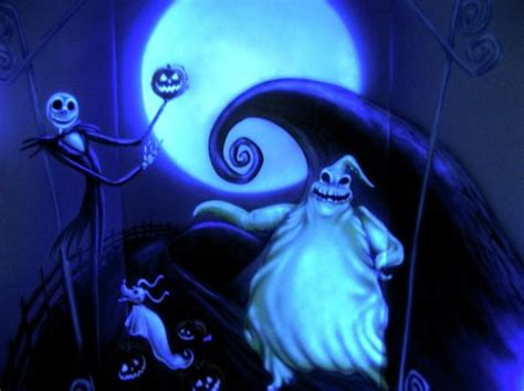 glow in the paint vancouver nightmare before with glow in the