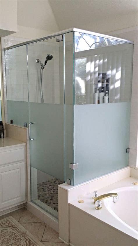 how do i clean glass shower doors best 25 glass shower doors ideas on glass