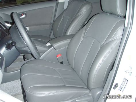 prius leather seat covers toyota prius seat covers clazzio seat covers