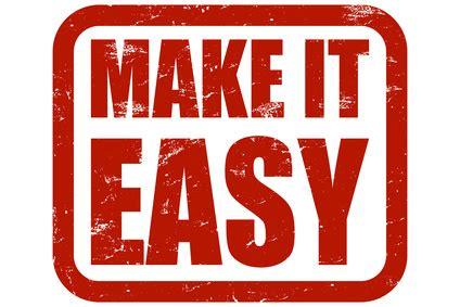 easy to make make self service easy like sunday morning genesys