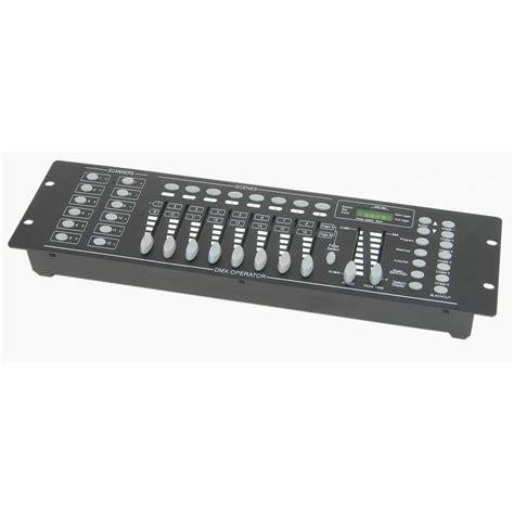 light controler qtx 192 channel dmx light controller