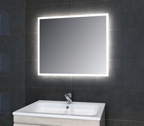 bathroom mirror led adara led mirror modern bathroom mirrors
